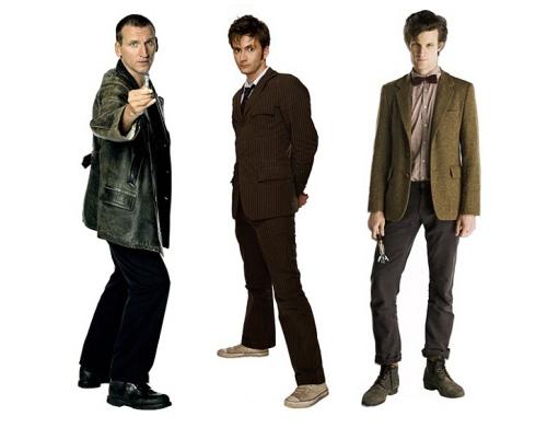 three doctors 2013