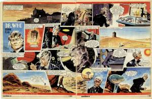 Dr Who Countdown Gemini Plan 1