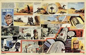 Dr Who Countdown Gemini Plan 2