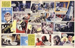 Dr Who Countdown Gemini Plan 3