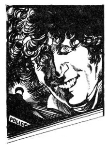 dr who tv comic john canning 4