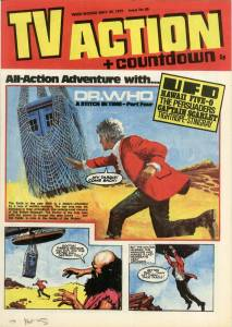 Dr Who A Stitch In Time 4.1