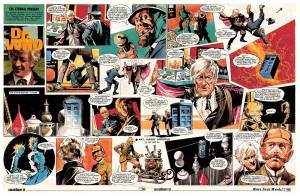 Dr Who Eternal Present 2