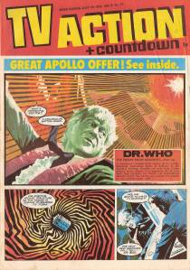 Dr Who Nowehere Enemy 6.1