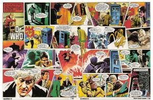 Dr Who Planet of the Daleks 2