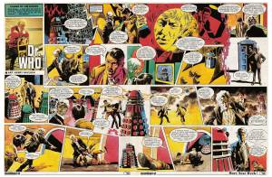 Dr Who Planet of the Daleks 3