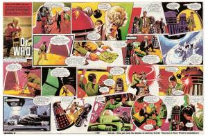 Dr Who Planet of the Daleks 4
