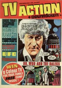 Dr Who Planet of the Daleks 5.1