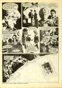Dr Who Planet of the Daleks 5.3