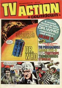 Dr Who Planet of the Daleks 6.1