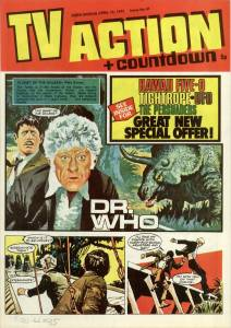 Dr Who Planet of the Daleks 7.1