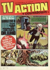 Dr Who Planet of the Daleks 8.1