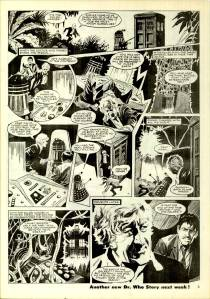 Dr Who Planet of the Daleks 8.3