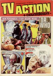 Dr Who Steel Fist 2.1