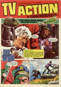 Dr Who Steel Fist 3.1