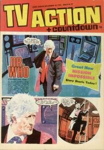 Dr Who Steel Fist 4.1