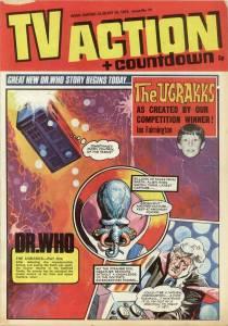 Dr Who Ugrakks 1.1