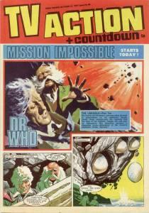 Dr Who Ugrakks 10.1