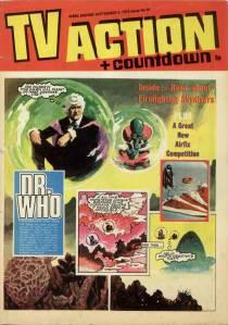Dr Who Ugrakks 3.1
