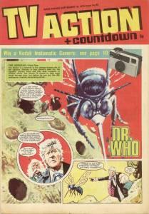 Dr Who Ugrakks 5.1