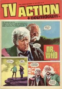 Dr Who Ugrakks 6.1