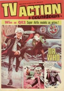 Dr Who Ugrakks 9.1
