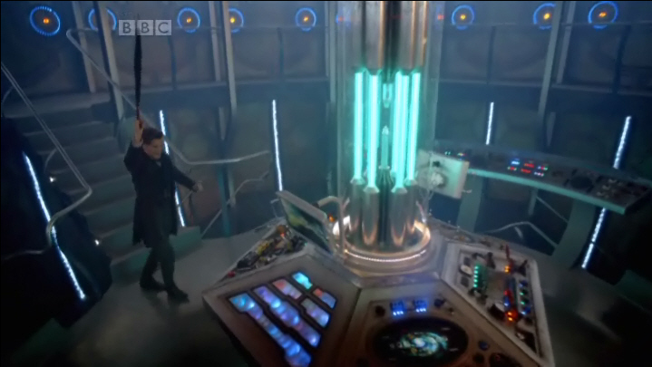 the new tardis