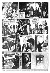 Dr Who Enemy Stranger 8