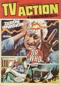 Dr Who Zeron Invasion 1.1