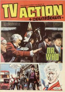 Dr Who Zeron Invasion 2.1