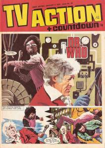 Dr Who Zeron Invasion 6.1