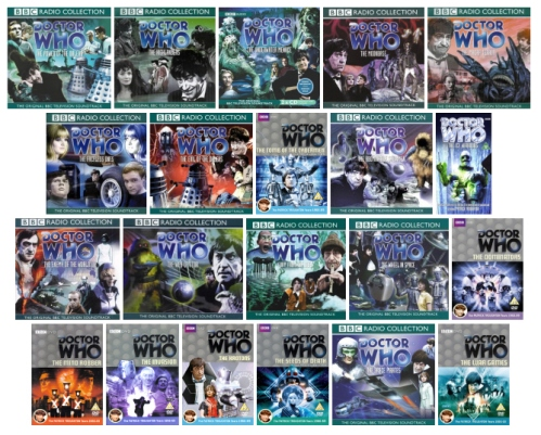 Troughton DVD January 2013
