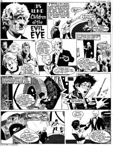 dr who children evil eye 6.1