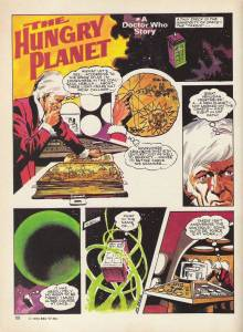 dr who hungry planet 1