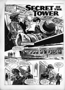 Dr Who Secret Tower 1