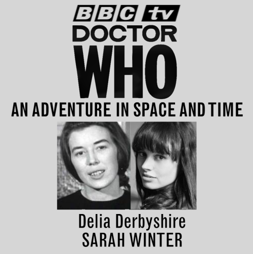dr who space time delia derbyshire sarah winter