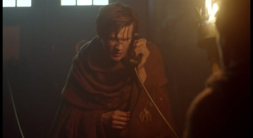 doctor tardis phone clara