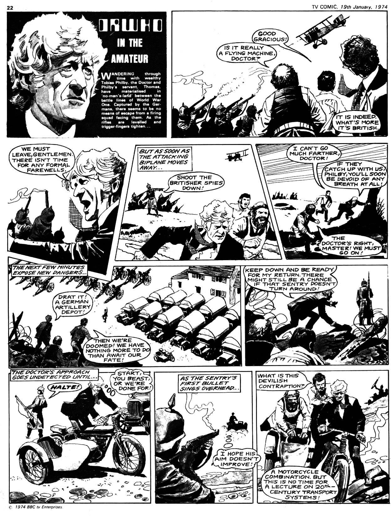 Amateur comics