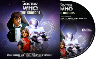 dr who silva screen krotons cd