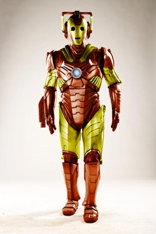 iron man cyberman