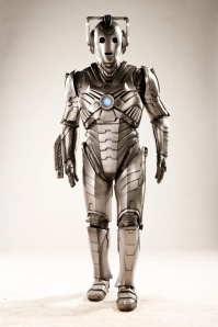 NIGHTMARE SILVER CYBERMAN