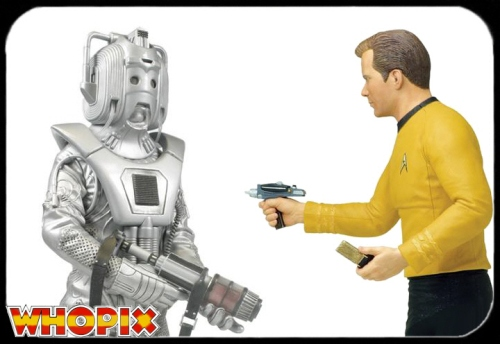 captain kirk cybermen