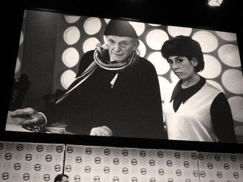 David Bradley William Hartnell Adventure In Space and Time black and white