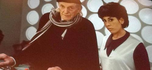 David Bradley William Hartnell Adventure In Space and Time