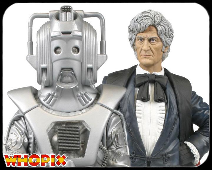 doctor jon cybermen