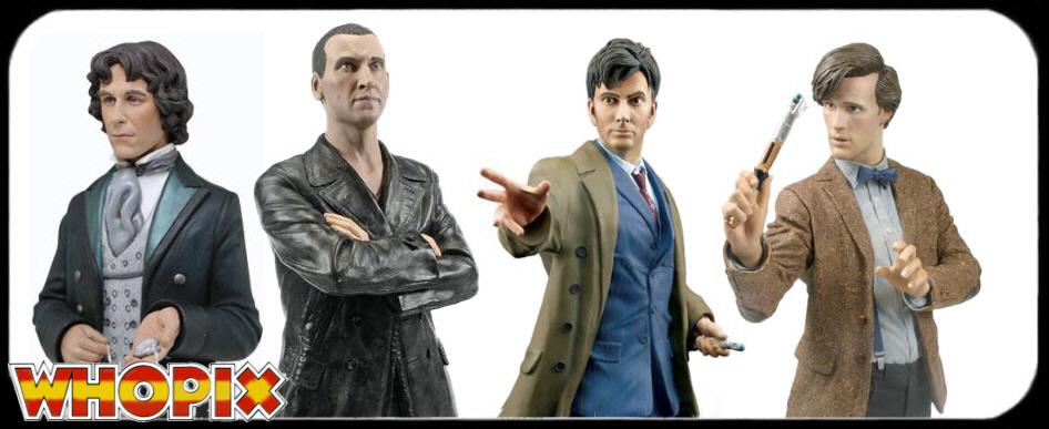 doctor who eight nine ten eleven