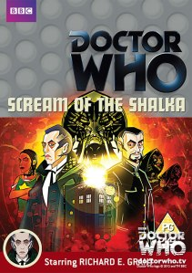 doctor who scream shalka dvd