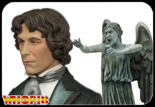 dr who paul mcgann weeping angel