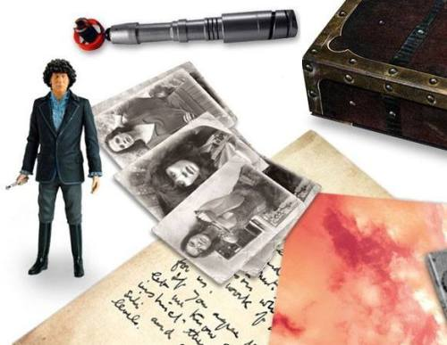 dr who time capsule