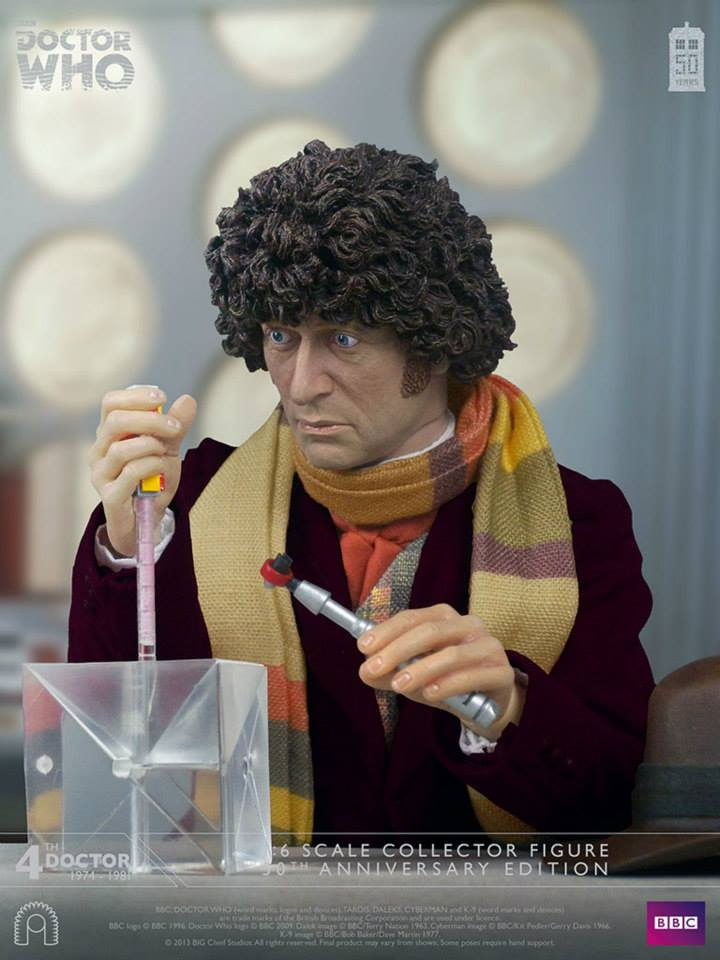 fourth doctor figure key to time